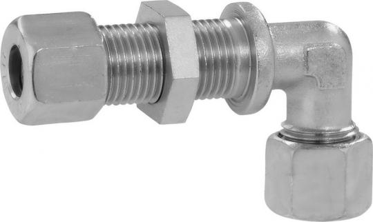 Winkel-Schottverschraubung Typ WSV