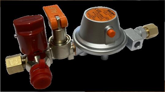 Niederdruckregler Typ EN61
